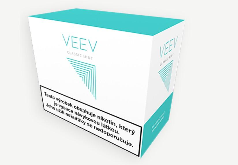 IQOS VEEV Classic Mint