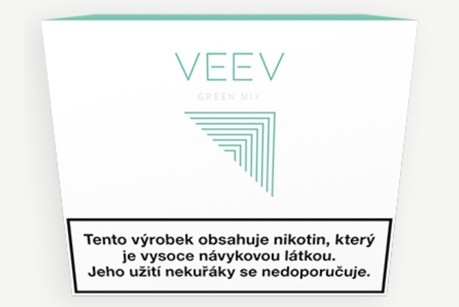 IQOS VEEV Green Mix